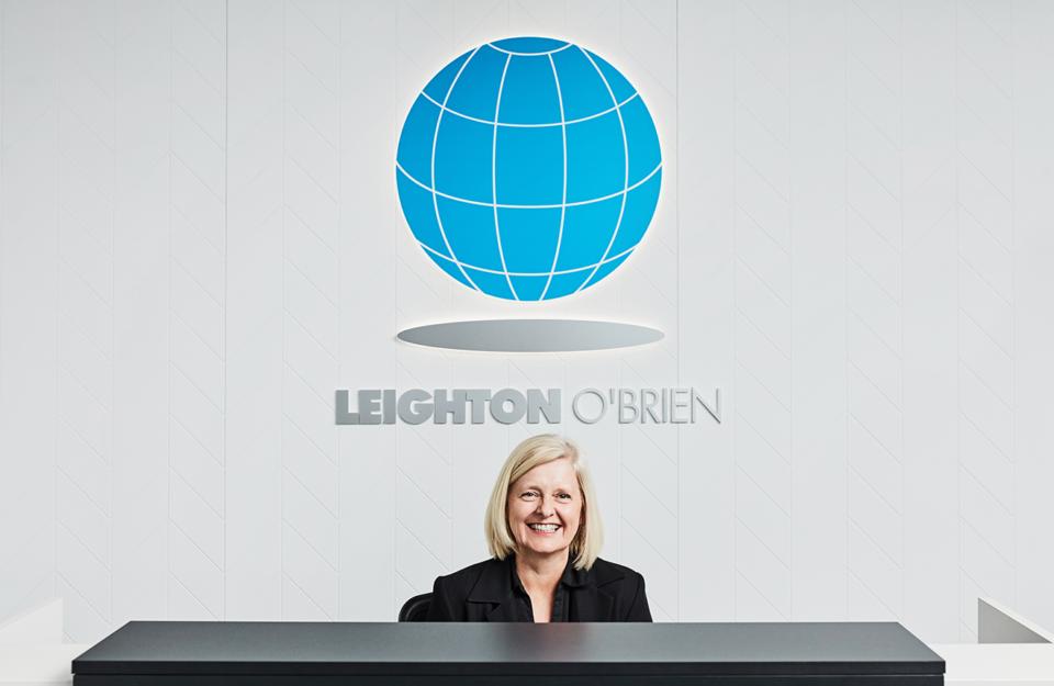 Diane Jackson Leighton O'Brien